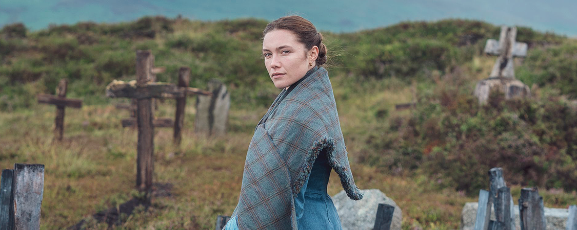 """First look at Florence Pugh in Netflix's """"The Wonder"""""""